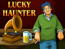 Lucky Haunter в казино Франк
